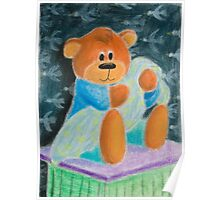 Baby Toy Bear Poster