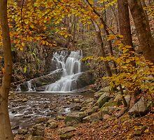 Indian Brook Waterfalls by JHRphotoART