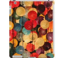 Colourful  iPad Case/Skin