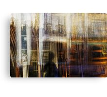 frame of reference Canvas Print