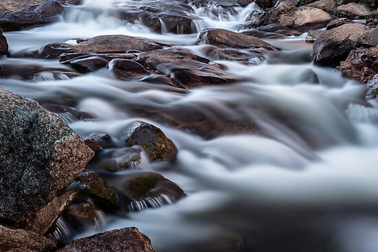 Natural Boundaries by Mark  Lucey