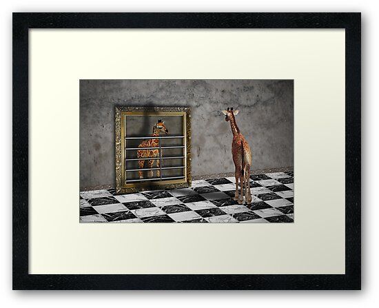 Horse Envy by Randy Turnbow