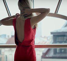 new morning by Darta Veismane