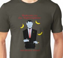 Welcome to the Nightosphere Unisex T-Shirt