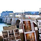 Pont Nuef, Paris by David Mapletoft