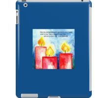 Warmth in your Home iPad Case/Skin