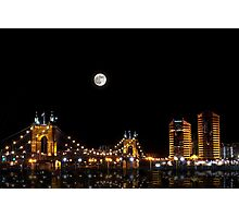Kentucky Skyline Photographic Print