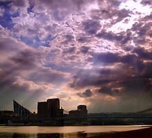 Kentucky Skyline 2 by Phil Campus