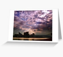 Kentucky Skyline 2 Greeting Card