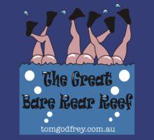Great Bare Rear Reef, with webaddress by Tom Godfrey