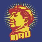 Chairman Mao by monsterplanet