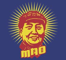 Chairman Mao V2 by monsterplanet