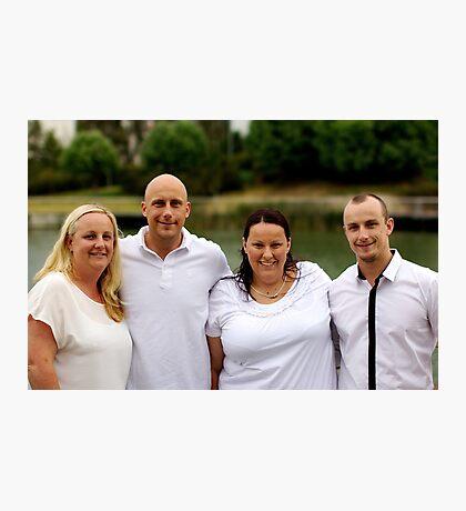 Craven Family 1 Photographic Print