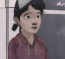 Clementine by SFSillustration