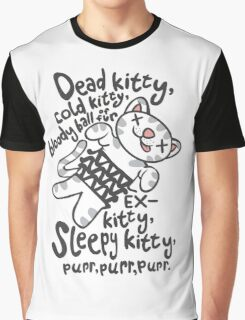 Dead Kitty Graphic T-Shirt