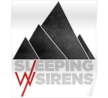 Music Band - Sleeping with Sirens Poster