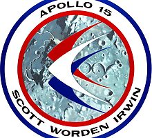 Apollo 15 Mission Logo by MGR Productions