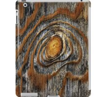 iPad Case.  Wood knot .4 iPad Case/Skin