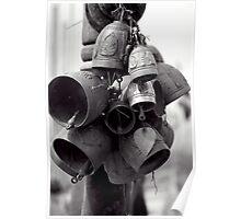 Buddha's Bells Poster