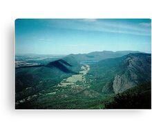 Hall's Gap Township -  Grampians Mountain Range,Vic. Australia* Canvas Print