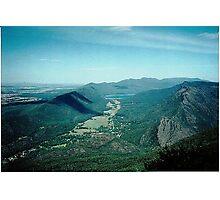 Hall's Gap Township -  Grampians Mountain Range,Vic. Australia* Photographic Print