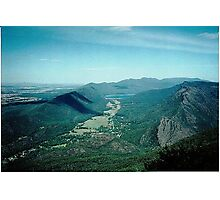 Hall's Gap Township -  Grampians Mountain Range,Vic. Australia* Photographic Print