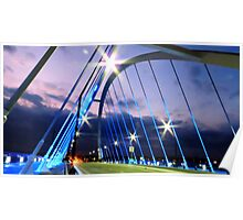 Lowry Avenue Bridge Reborn Poster