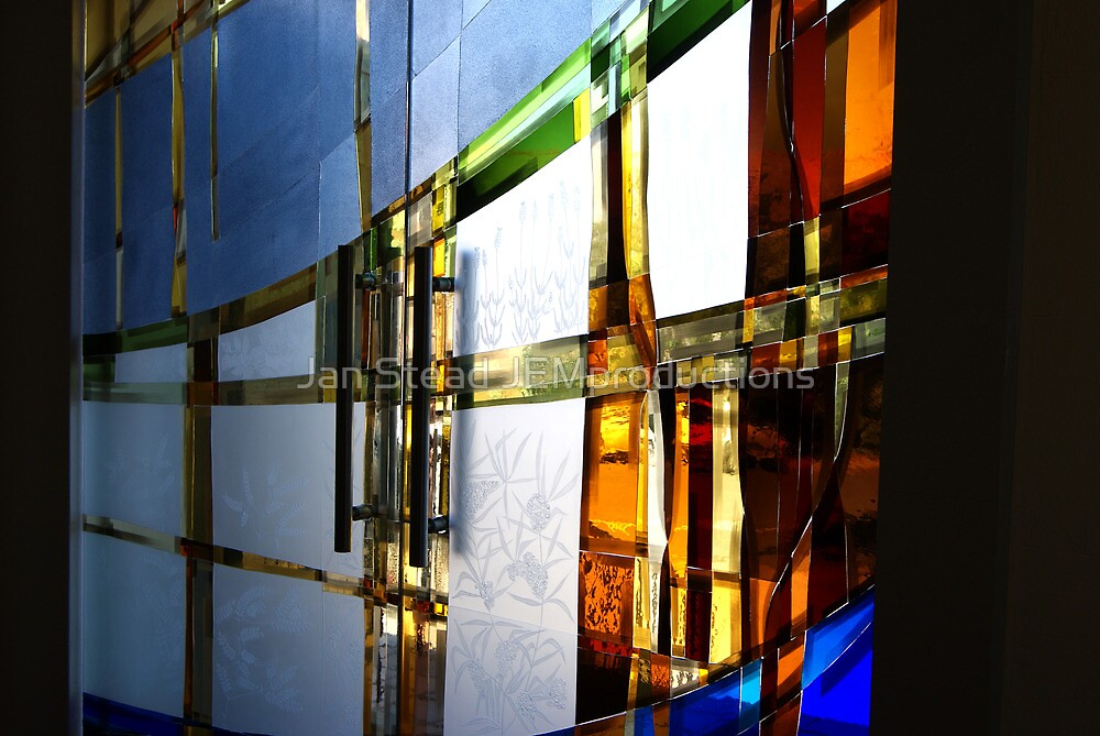 St John's Wagga Wagga West Front doors by Jan Stead JEMproductions