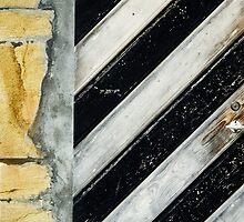 Door Detail by A. Duncan