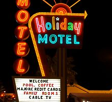 Vegas Motel by David Byrne