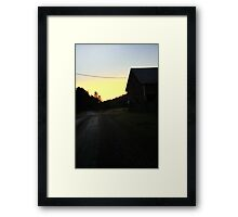 FarmNation #2 Framed Print