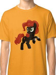Black Widow Pony Classic T-Shirt