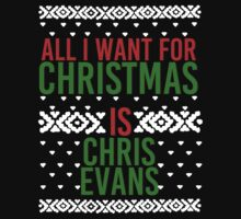 All I Want For Christmas (Chris Evans) by MizSarie
