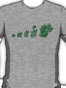 Ascent of Koopa (Green) T-Shirt