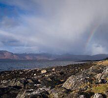Looking across Loch Linnhe by Cliff Williams