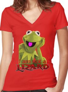 for Fozzie Women's Fitted V-Neck T-Shirt