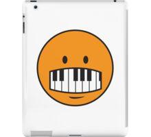 piano smile iPad Case/Skin