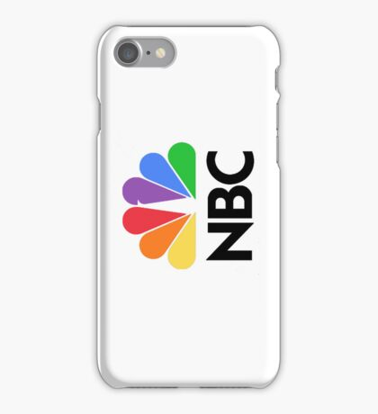 NBC Logo iPhone Case/Skin