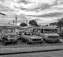Car Yard by ChrisMcKay
