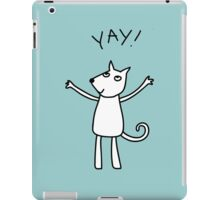 Yay! iPad Case/Skin