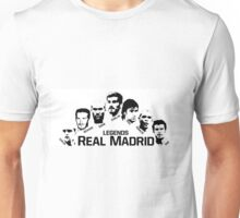 real madrid legends Unisex T-Shirt