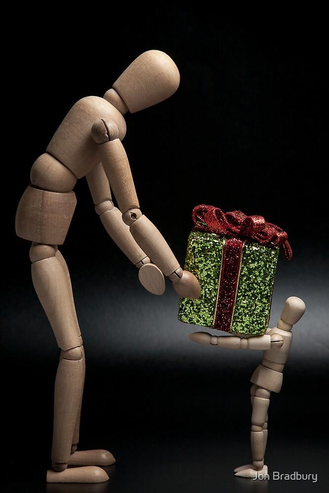 The Gift by Jon Bradbury