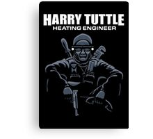 Harry Tuttle - Heating Engineer Canvas Print