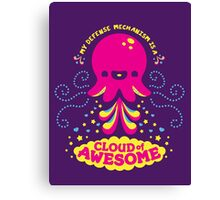 Awesomepus Canvas Print