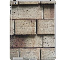 Bricks ipad case iPad Case/Skin