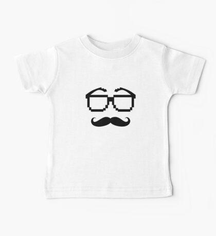 Nerd in Disguise  Baby Tee