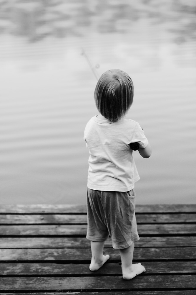 little fisher by kavolis