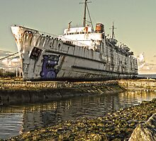 Duke of Lancaster in HDR1 by DavidWHughes