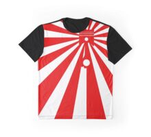 Rising Sun - Piston Graphic T-Shirt