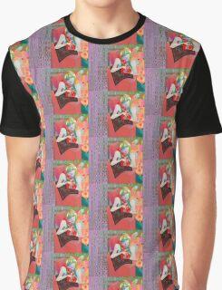 Mr Bunny - Telephone  Graphic T-Shirt